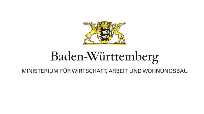 Ministeriums für Wirtschaft, Arbeit und Wohnungsbau Baden-Württemberg